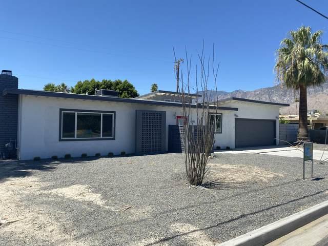 4345 E Camino Parocela, Palm Springs, CA 92264 (MLS #219046083) :: Hacienda Agency Inc