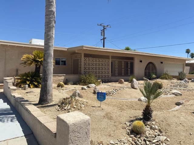 4372 E Camino Parocela, Palm Springs, CA 92264 (MLS #219046090) :: Hacienda Agency Inc