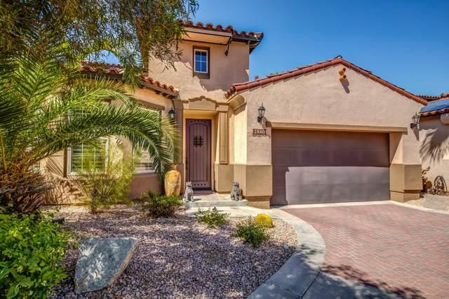 2840 Belleza Court, Palm Springs, CA 92264 (MLS #219046224) :: Brad Schmett Real Estate Group
