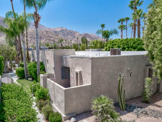 817 E Arenas Road, Palm Springs, CA 92262 (MLS #219046369) :: The John Jay Group - Bennion Deville Homes
