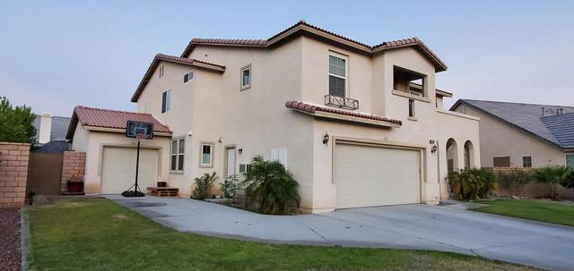 37434 Bradford Drive, Indio, CA 92203 (MLS #219046474) :: The John Jay Group - Bennion Deville Homes
