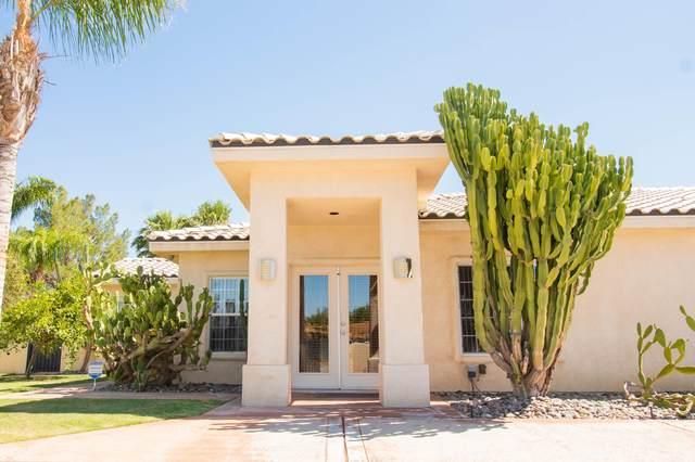 2121 E Desert Park Avenue, Palm Springs, CA 92262 (MLS #219046648) :: Zwemmer Realty Group