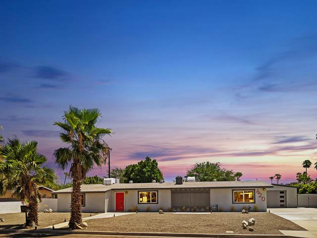 620 Desert View Drive, Palm Springs, CA 92264 (MLS #219046649) :: The John Jay Group - Bennion Deville Homes