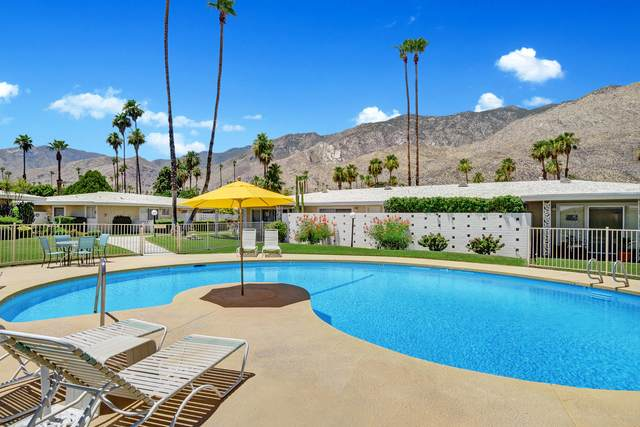 2250 S Calle Palo Fierro, Palm Springs, CA 92264 (MLS #219047154) :: The John Jay Group - Bennion Deville Homes