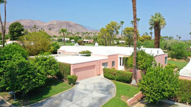 47422 Rabat Drive, Palm Desert, CA 92260 (MLS #219047197) :: The John Jay Group - Bennion Deville Homes