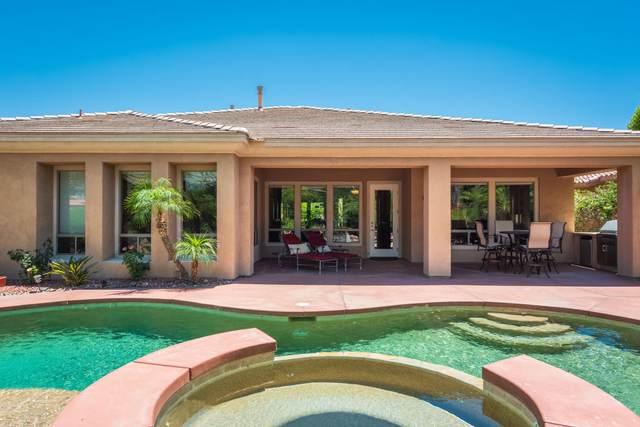 41881 Via Aregio, Palm Desert, CA 92260 (MLS #219047413) :: Mark Wise | Bennion Deville Homes