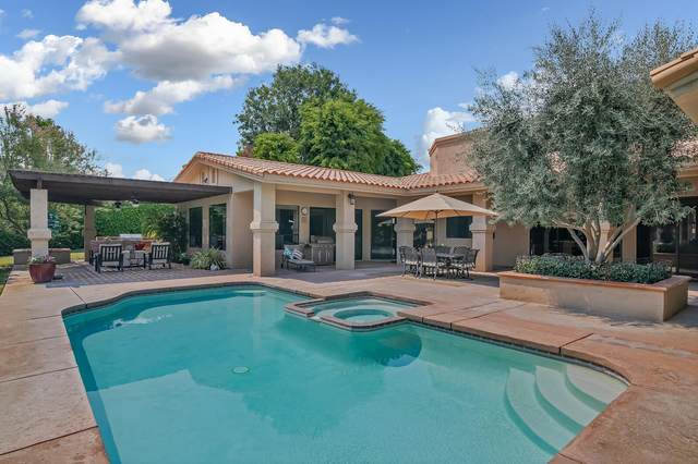 71205 N Thunderbird Terrace, Rancho Mirage, CA 92270 (MLS #219047419) :: Brad Schmett Real Estate Group