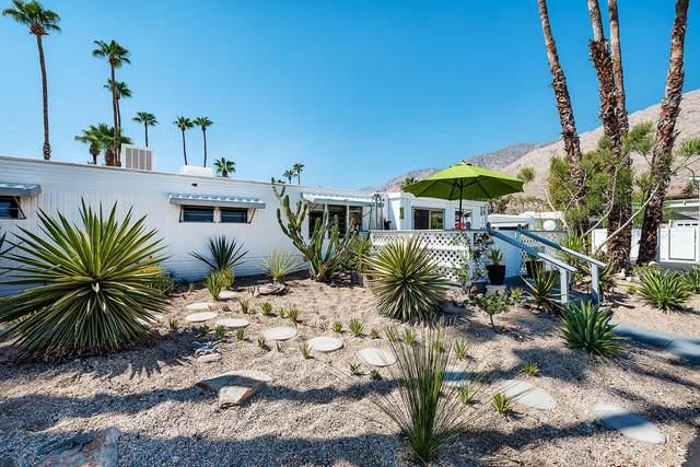 107 Pali Drive, Palm Springs, CA 92264 (MLS #219047846) :: Mark Wise | Bennion Deville Homes