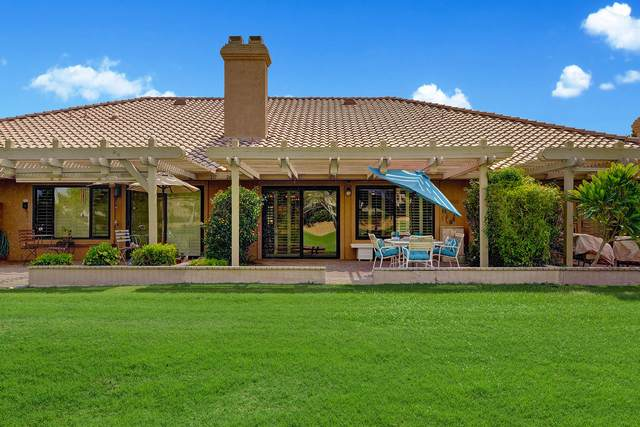 41249 Woodhaven Drive, Palm Desert, CA 92211 (MLS #219047995) :: The John Jay Group - Bennion Deville Homes