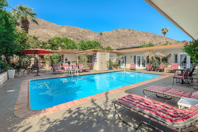 220 S Patencio Road, Palm Springs, CA 92262 (MLS #219047996) :: Brad Schmett Real Estate Group