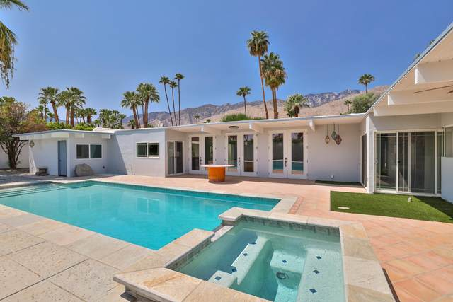 1516 S Manzanita Avenue, Palm Springs, CA 92264 (MLS #219048041) :: Desert Area Homes For Sale