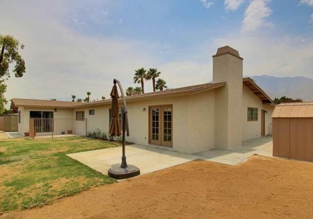 2890 N Biskra Road, Palm Springs, CA 92262 (MLS #219048062) :: Zwemmer Realty Group