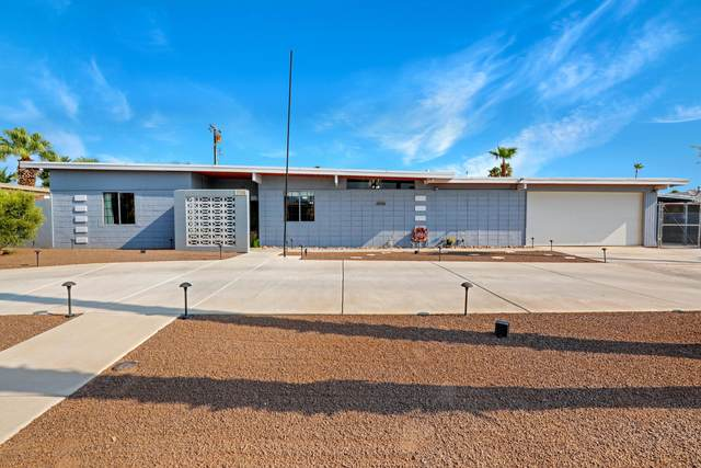 2386 E Francis Drive, Palm Springs, CA 92262 (MLS #219048314) :: The John Jay Group - Bennion Deville Homes