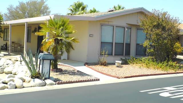 73450 Country Club Drive #314, Palm Desert, CA 92260 (MLS #219048342) :: The John Jay Group - Bennion Deville Homes