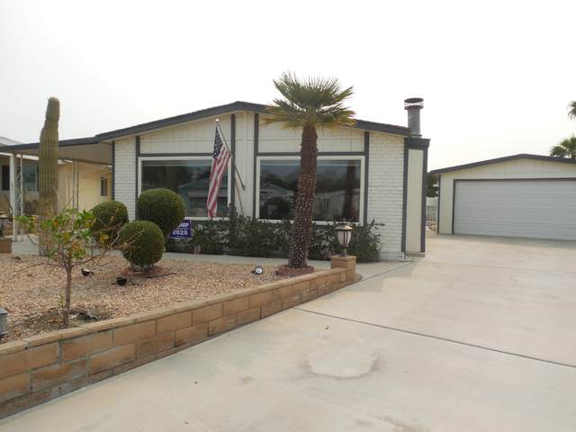 38060 Cabin Circle, Palm Desert, CA 92260 (MLS #219048352) :: The John Jay Group - Bennion Deville Homes