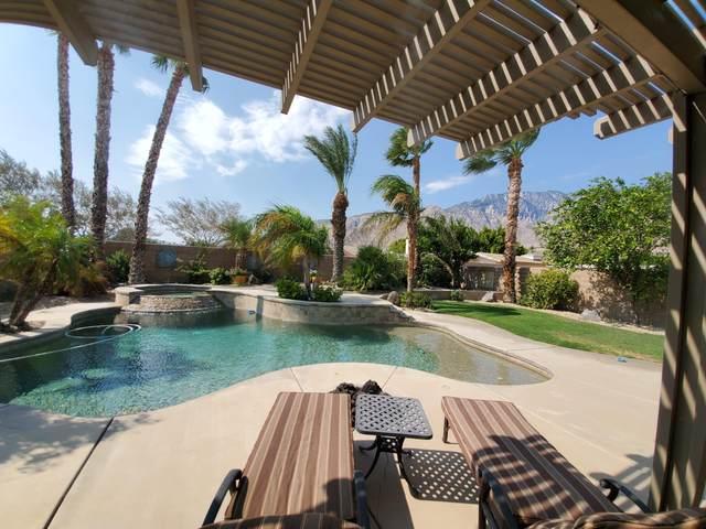 811 Ventana Ridge, Palm Springs, CA 92262 (MLS #219048487) :: The Sandi Phillips Team