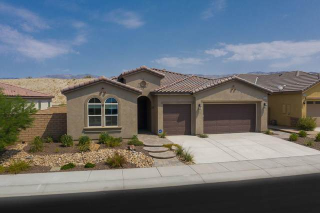 85642 Molvena Drive, Indio, CA 92203 (MLS #219048553) :: The John Jay Group - Bennion Deville Homes