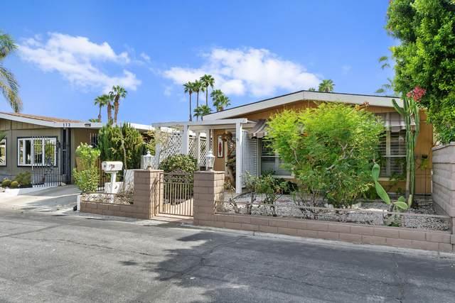 173 Madrid Street, Rancho Mirage, CA 92270 (MLS #219048560) :: The Jelmberg Team
