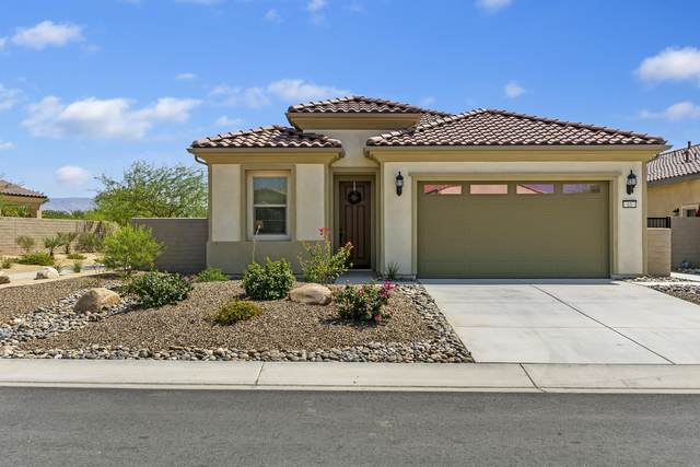 65 Syrah, Rancho Mirage, CA 92270 (MLS #219048636) :: The Jelmberg Team