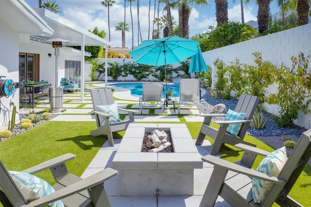 367 S Cahuilla Road, Palm Springs, CA 92262 (MLS #219048720) :: The John Jay Group - Bennion Deville Homes