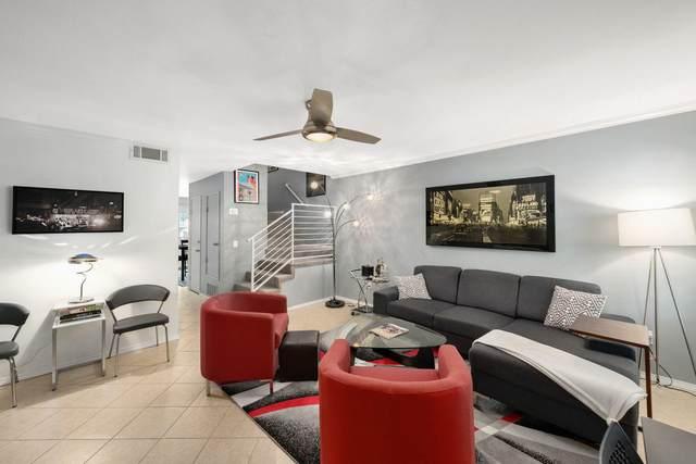 336 W Santa Elena Road, Palm Springs, CA 92262 (MLS #219048771) :: The John Jay Group - Bennion Deville Homes