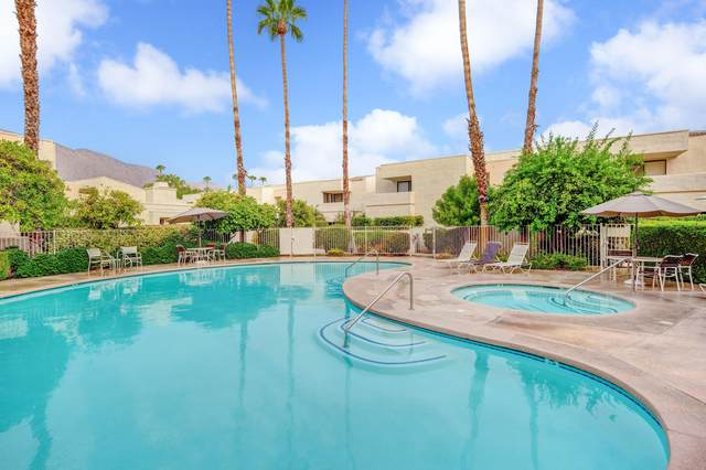 1591 S Cerritos Drive, Palm Springs, CA 92264 (MLS #219048933) :: Zwemmer Realty Group
