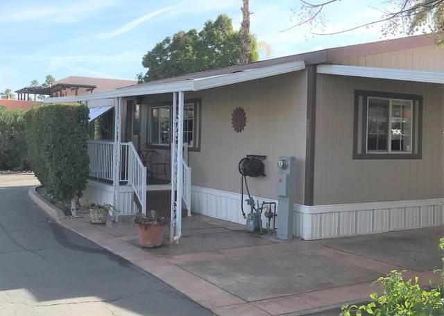219 Rain Cloud Street, Palm Springs, CA 92264 (MLS #219049081) :: The Jelmberg Team