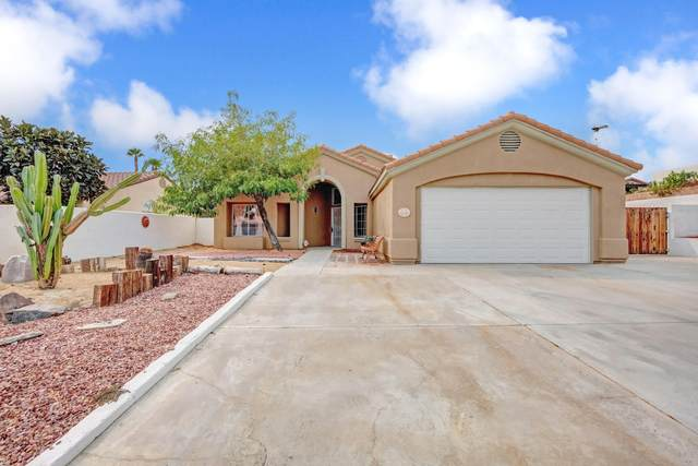 69133 Rosemount Road, Cathedral City, CA 92234 (MLS #219049091) :: Mark Wise | Bennion Deville Homes