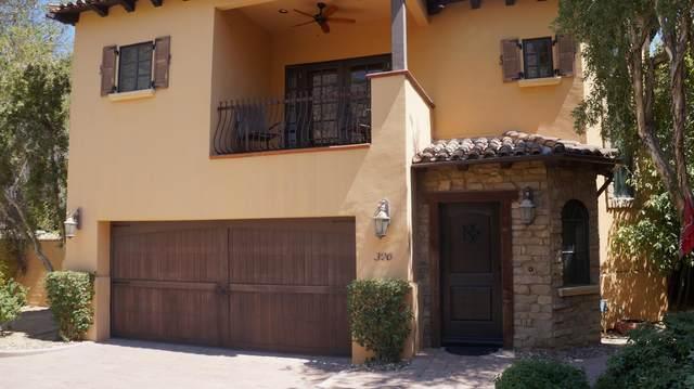 326 Villaggio, Palm Springs, CA 92262 (MLS #219049092) :: The Sandi Phillips Team