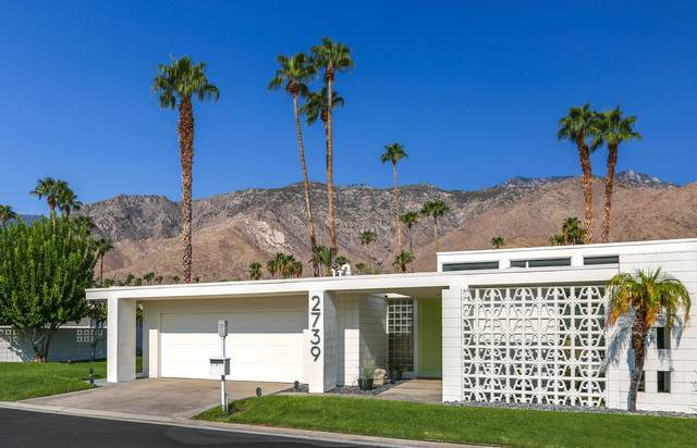 2739 Kings Road, Palm Springs, CA 92264 (MLS #219049288) :: The John Jay Group - Bennion Deville Homes