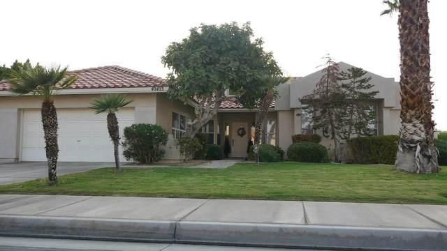 40403 Barington Drive, Palm Desert, CA 92211 (MLS #219049430) :: The Sandi Phillips Team
