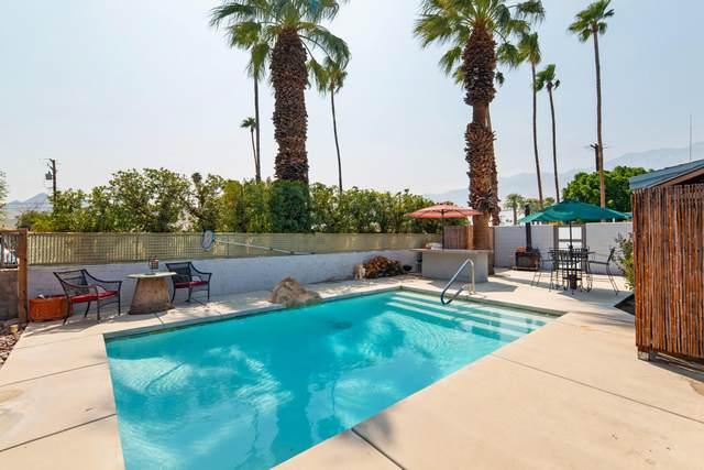 3832 E Sunny Dunes Road, Palm Springs, CA 92264 (MLS #219049561) :: The Jelmberg Team