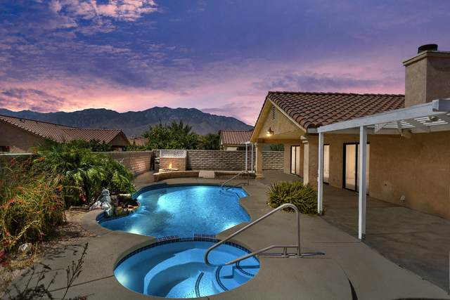67845 Reed Circle, Cathedral City, CA 92234 (MLS #219049618) :: The Jelmberg Team