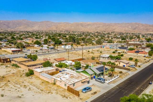 66032 Acoma Avenue, Desert Hot Springs, CA 92240 (#219049684) :: The Pratt Group
