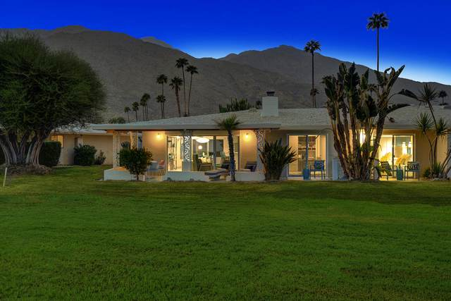 2240 S Calle Palo Fierro, Palm Springs, CA 92264 (MLS #219049686) :: Mark Wise | Bennion Deville Homes