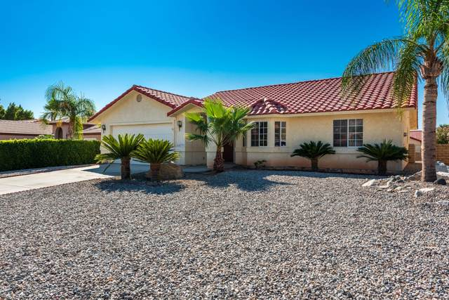 64573 Spyglass Avenue, Desert Hot Springs, CA 92240 (#219050101) :: The Pratt Group