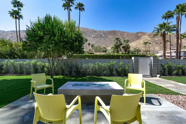 372 S Monte Vista Drive, Palm Springs, CA 92262 (MLS #219050257) :: Brad Schmett Real Estate Group