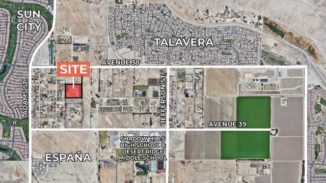 0 Ave 38 & Adams St, Indio, CA 92203 (MLS #219050300) :: Brad Schmett Real Estate Group