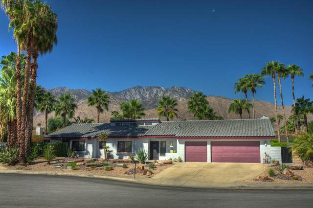 1575 San Mateo Drive, Palm Springs, CA 92264 (MLS #219050346) :: Mark Wise | Bennion Deville Homes