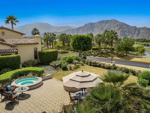 52365 Via Castile, La Quinta, CA 92253 (MLS #219050353) :: Zwemmer Realty Group