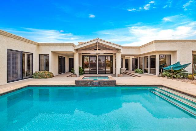 73460 Agave Ln, Palm Desert, CA 92260 (MLS #219050413) :: Mark Wise | Bennion Deville Homes