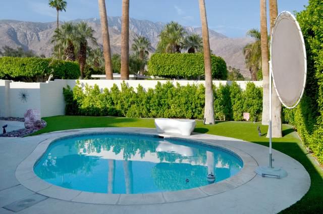 130 W Racquet Club Road, Palm Springs, CA 92262 (MLS #219050425) :: The John Jay Group - Bennion Deville Homes