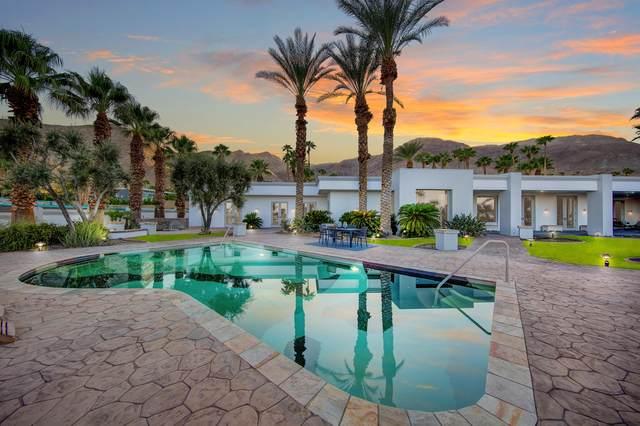 70249 Sonora Road, Rancho Mirage, CA 92270 (MLS #219050633) :: The Jelmberg Team