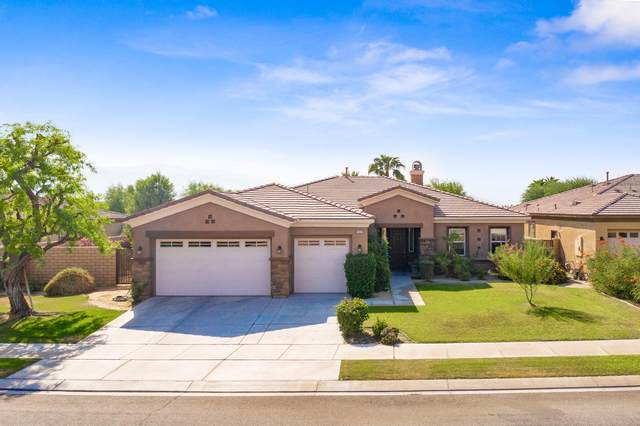43597 Spiaggia Place, Indio, CA 92203 (MLS #219050807) :: The Jelmberg Team