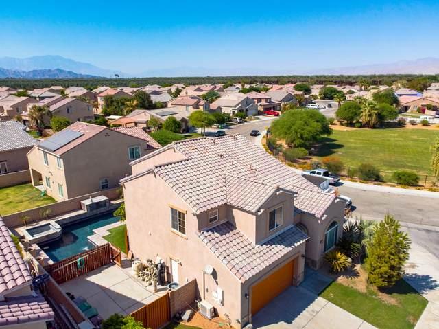 52165 Allende Drive, Coachella, CA 92236 (MLS #219050823) :: Zwemmer Realty Group