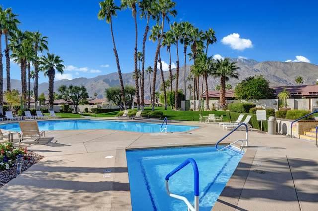 1244 E Andreas Road, Palm Springs, CA 92262 (MLS #219050986) :: The Jelmberg Team