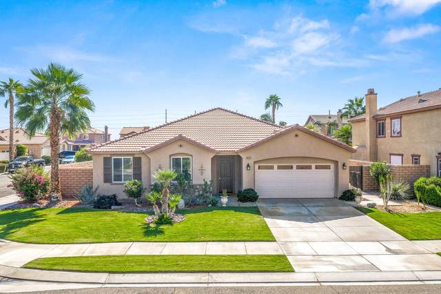 84583 Anchora Way, Indio, CA 92203 (MLS #219051050) :: The Jelmberg Team
