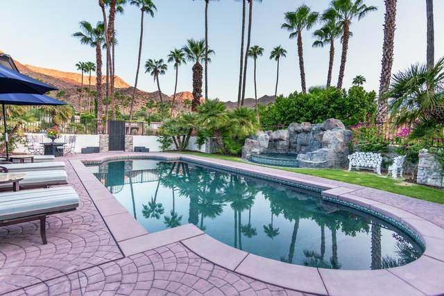 3330 Andreas Hills Drive, Palm Springs, CA 92264 (MLS #219051063) :: Mark Wise | Bennion Deville Homes
