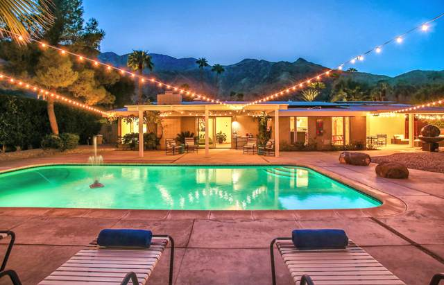 978 N Tuxedo Circle, Palm Springs, CA 92262 (MLS #219051084) :: The Jelmberg Team