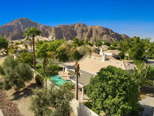 47995 Via Nice, La Quinta, CA 92253 (MLS #219051156) :: Zwemmer Realty Group